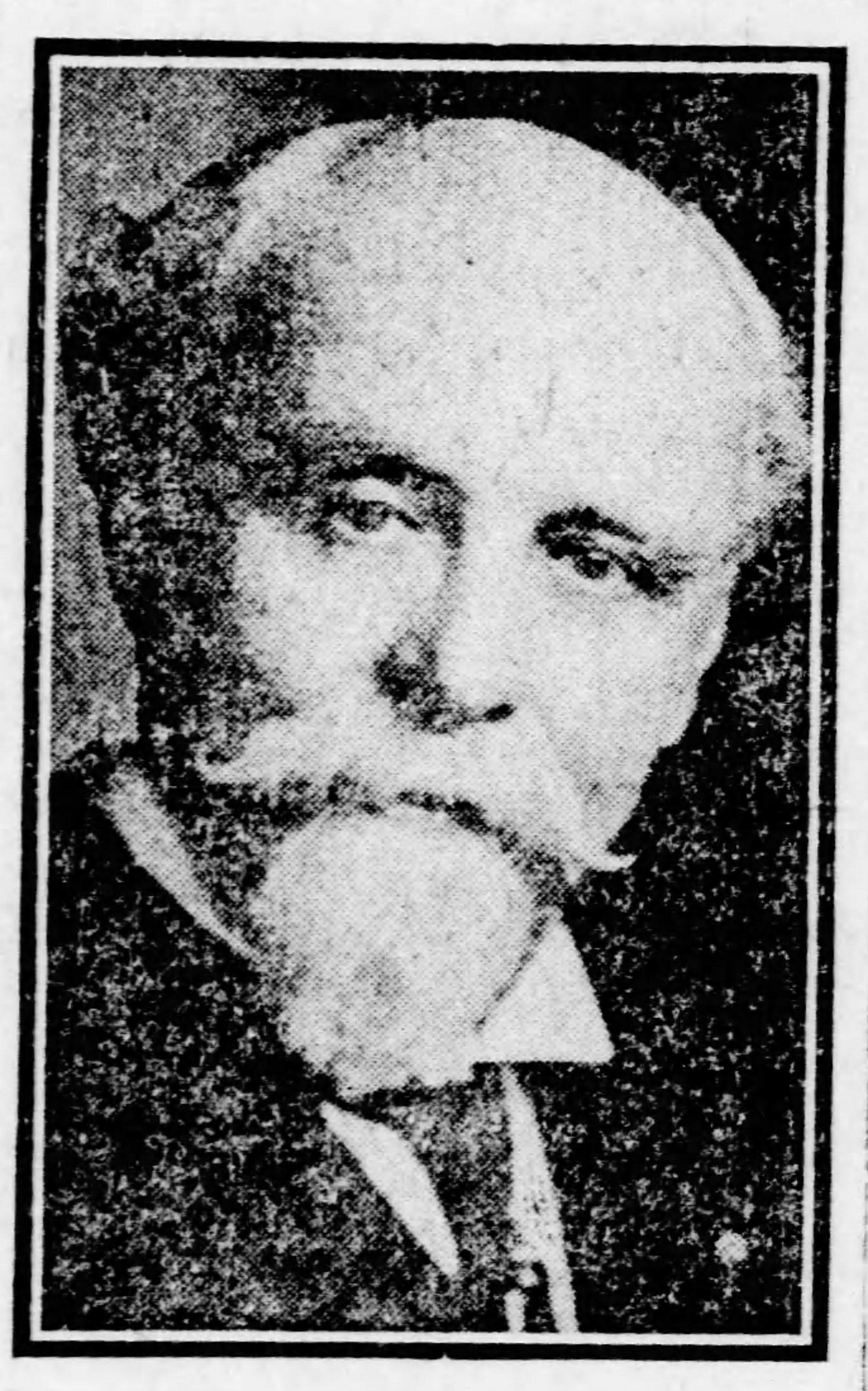 Thomas W. Irwin, The Pittsburgh Post Gazette Times, August 5, 1917 vol. 132, no. 8, sec. 2, p. 6.