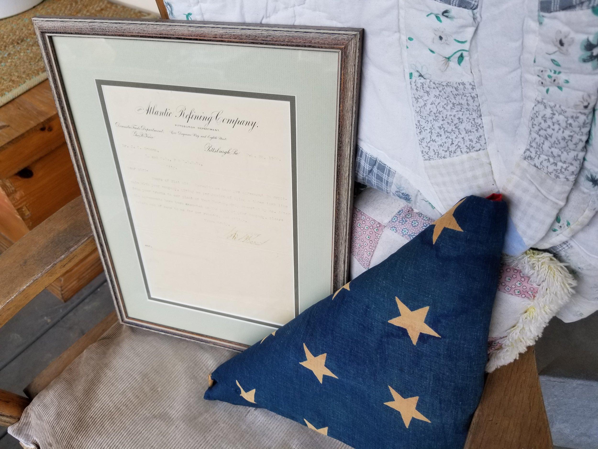 P04 Eric Coleman Ltr & Sterling Family Flag.jpg