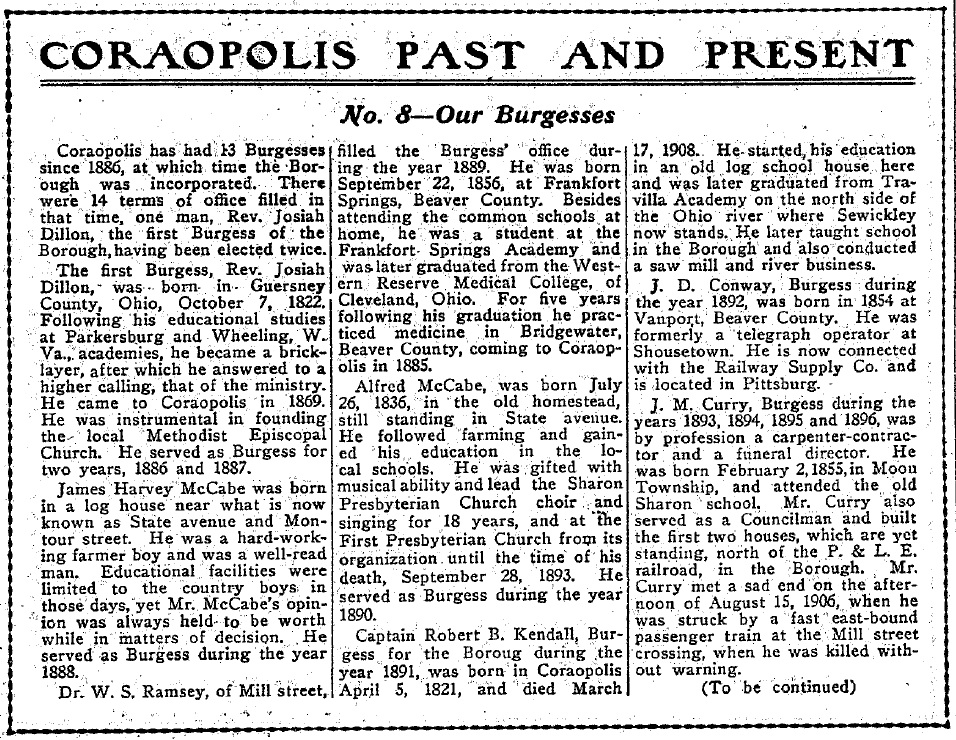 1917-07-06 The Coraopolis Record