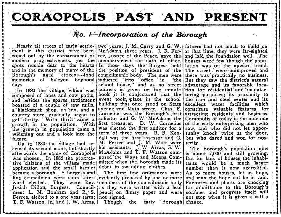 1917-03-30 The Coraopolis Record