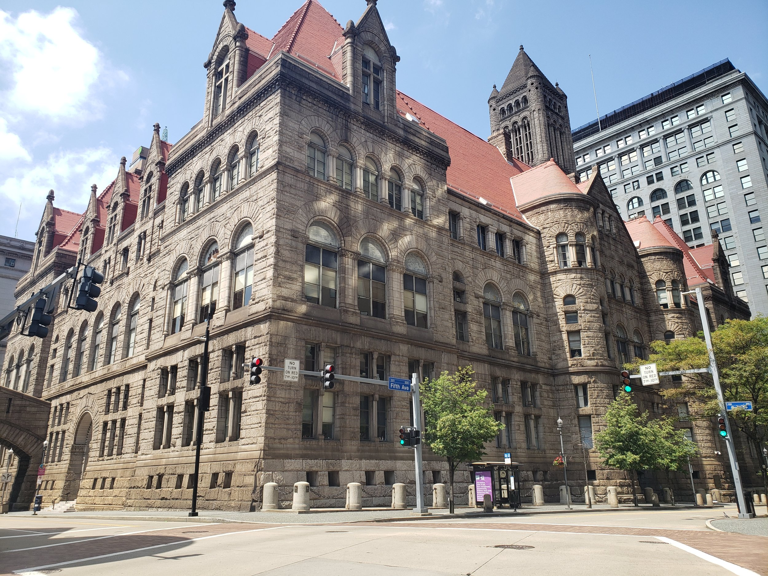 Allegheny County Courthouse & Jail