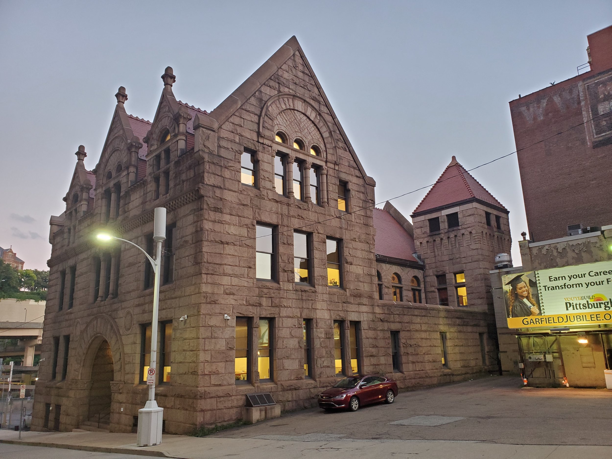 Allegheny County Mortuary