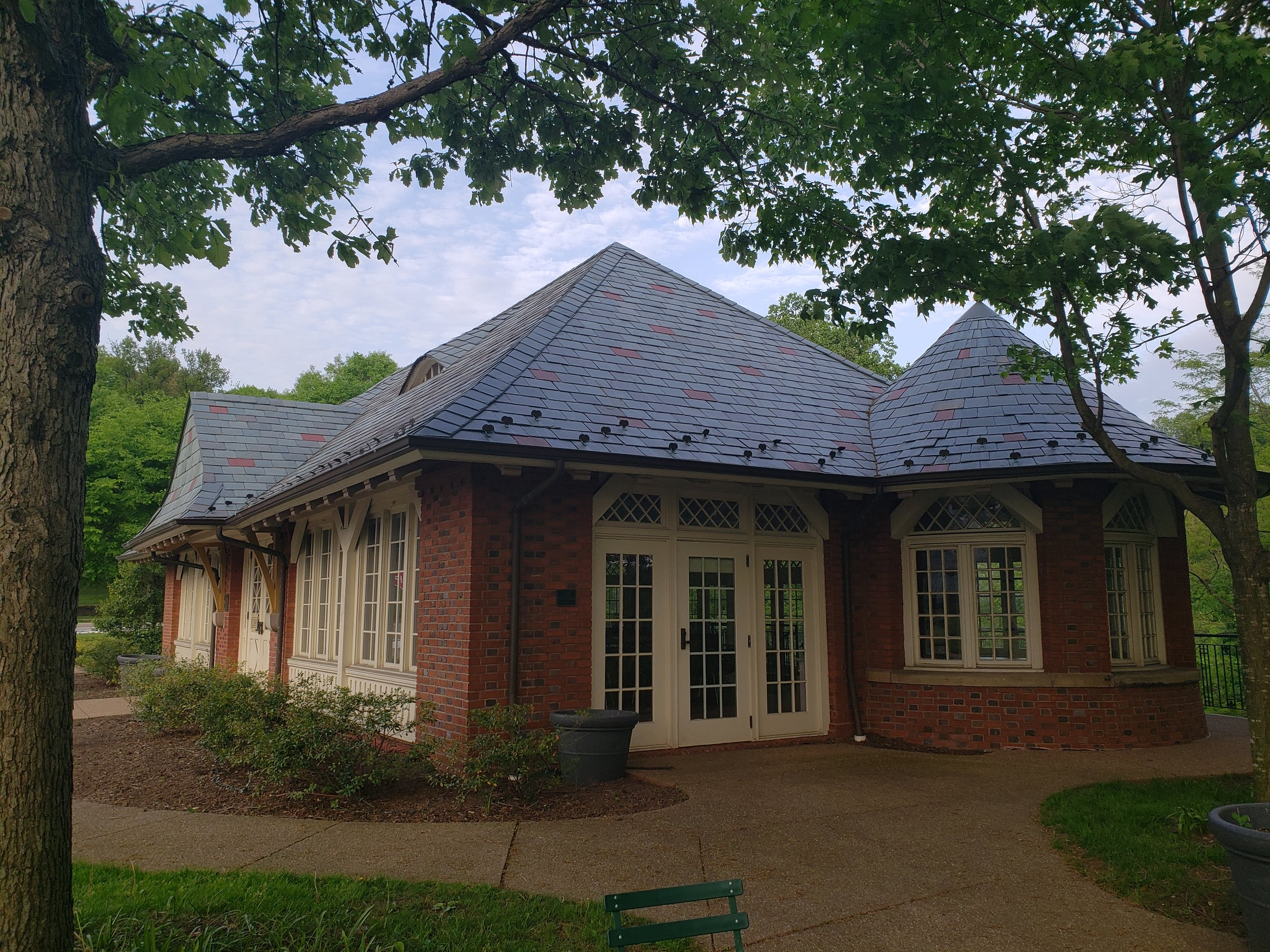 Schenley Park Visitors Center
