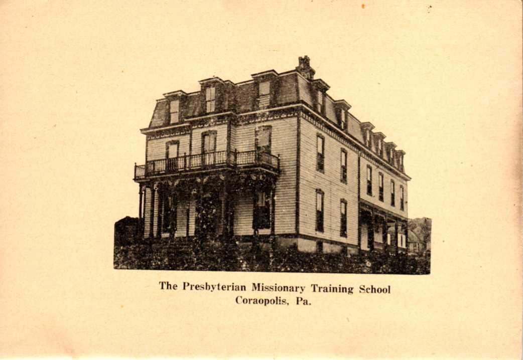 Presbyterian Missionary Training School 1913 2.jpg