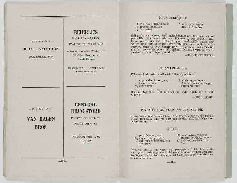 1946 Coraopolis Jewish Sisterhood Cookbook07.jpg
