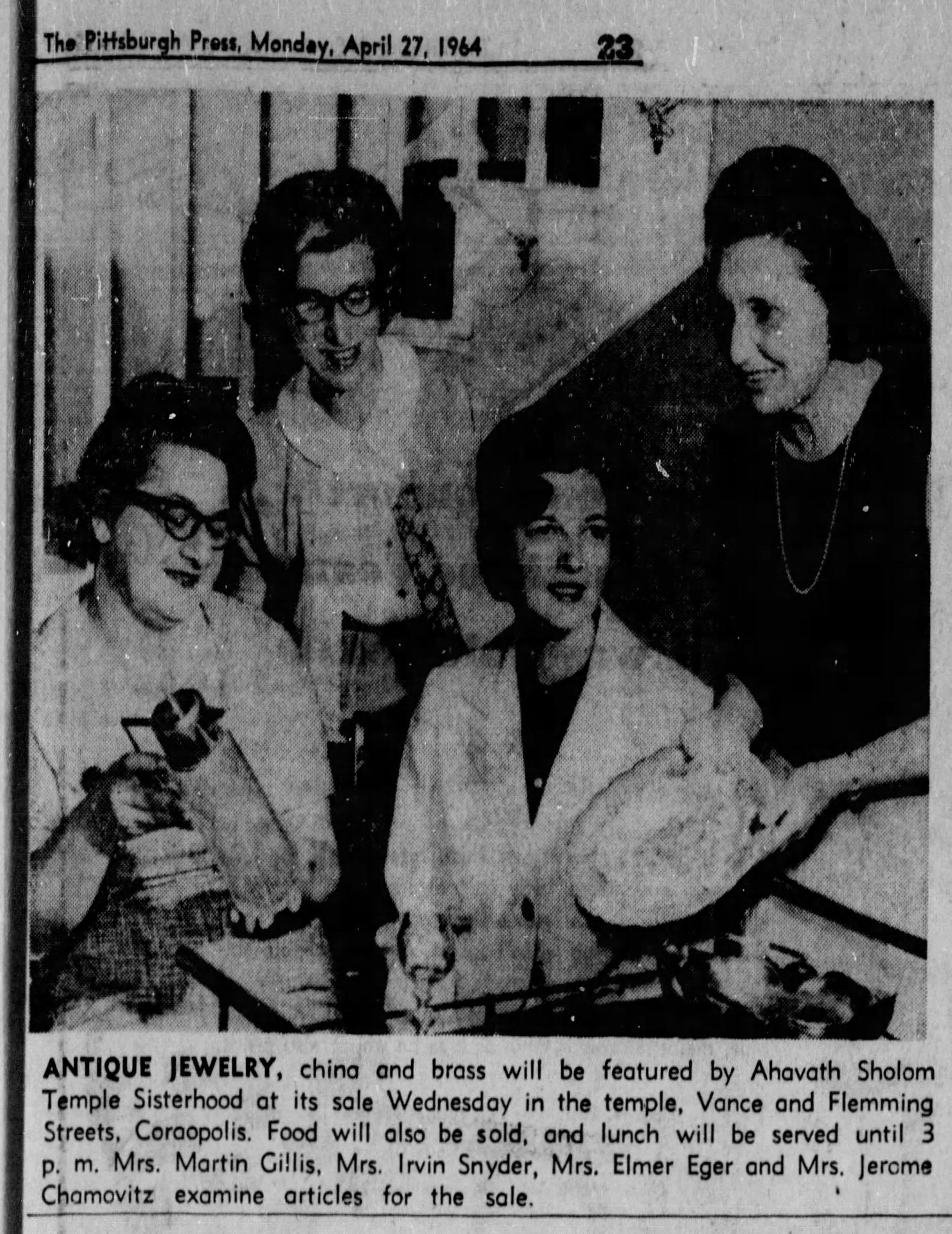1964-04-27 The Pittsburgh Press (v80, n305, p23)