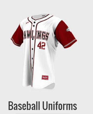 Rawlings Baseball uniform Builder