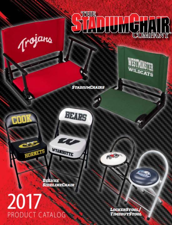 Stadium Chair 2017-18