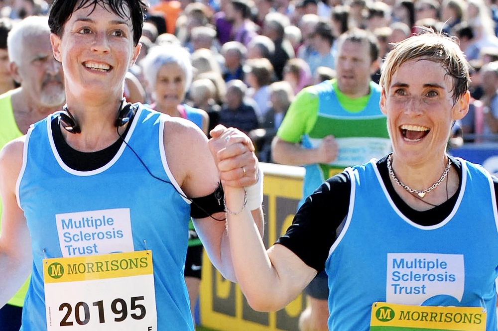 First half, The Great North Run 2015