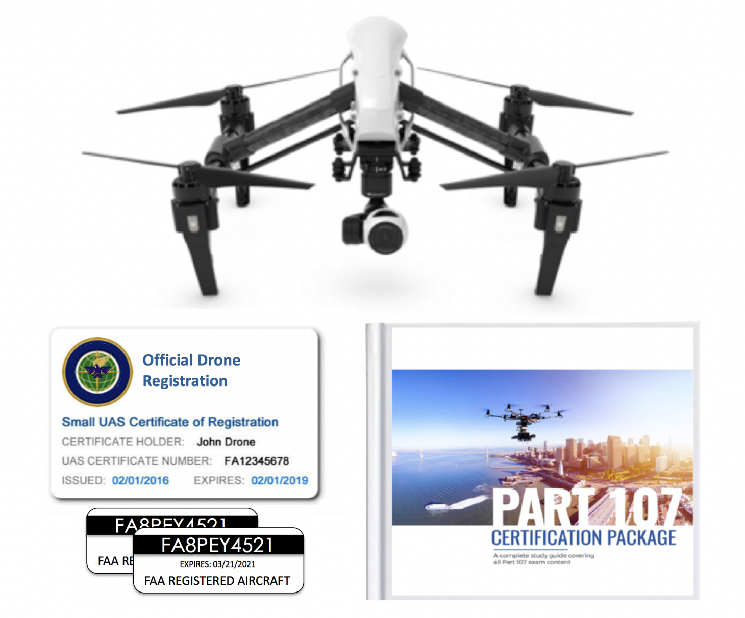 Business Drone Package
