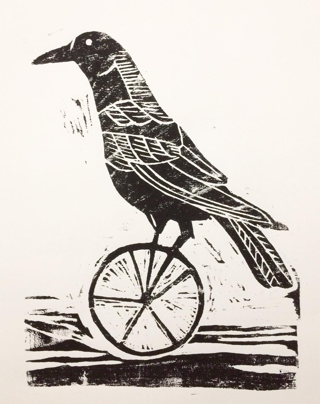 Oregon Crow