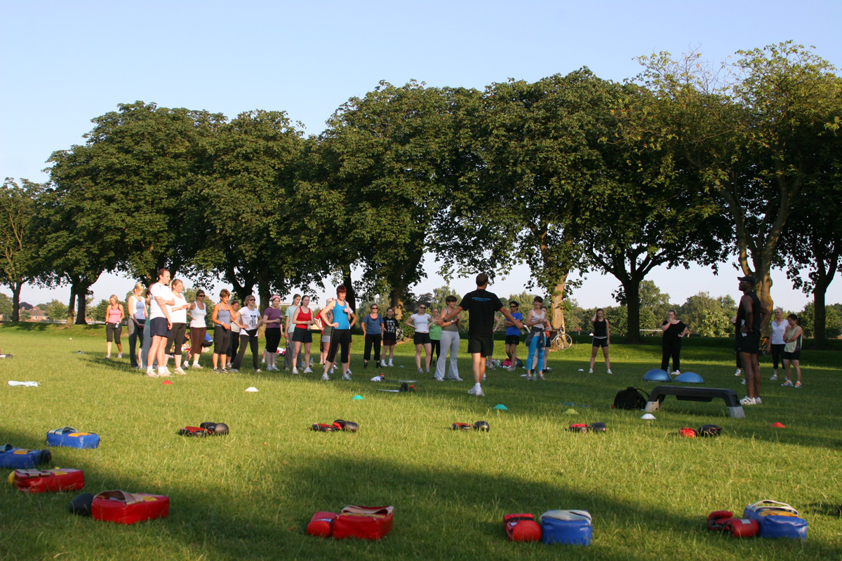 SO-FIT (Summer Outdoor Fitness)