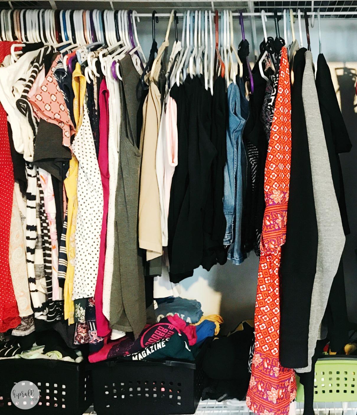 How to Makeover a Bedroom Closet | hprallandco.com | H.Prall & Co. Interior Decorating