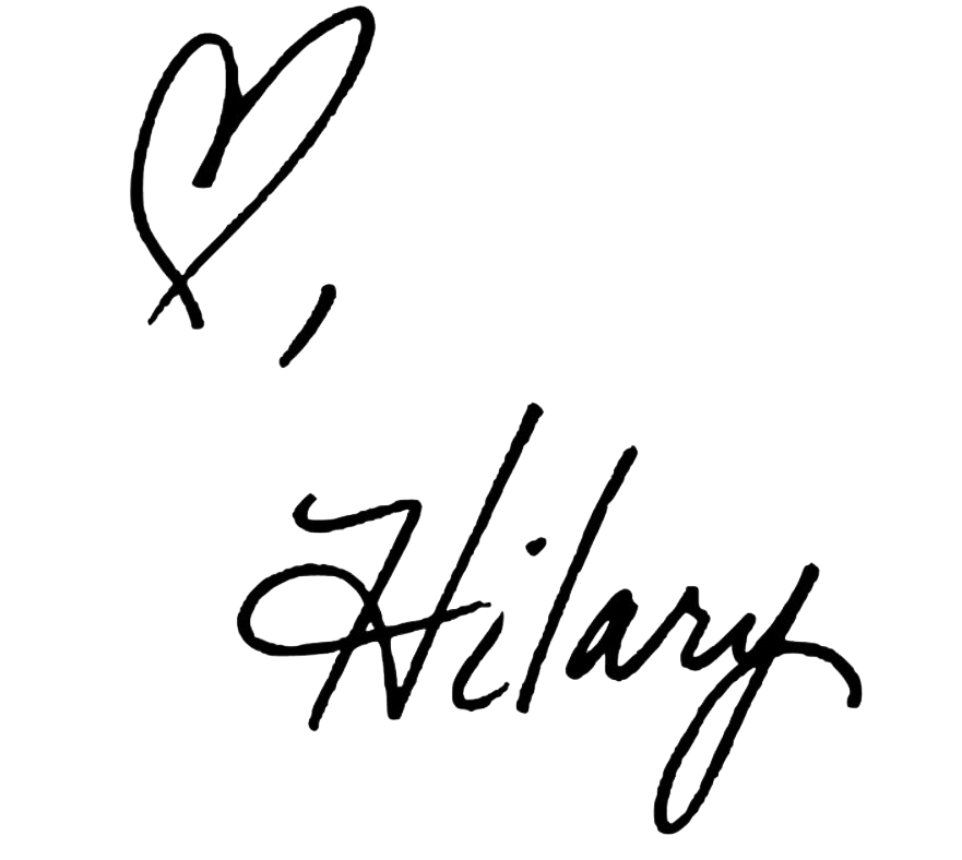 Heart Hilary