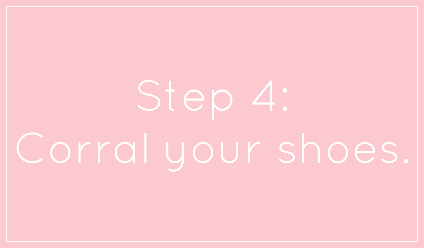 Step 4 in our Making Over a Bedroom Closet series at hprallandco.com