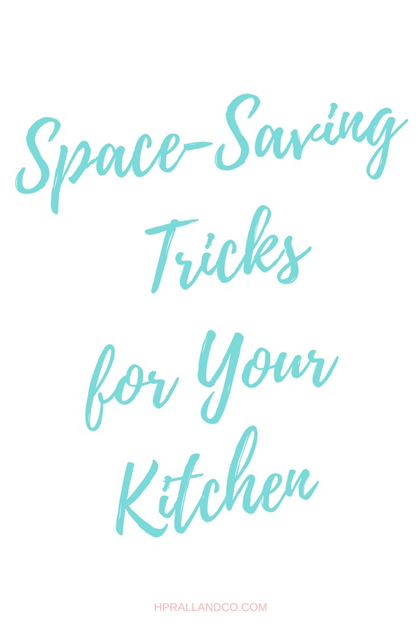 Space-Saving Tricks for Your Kitchen-1
