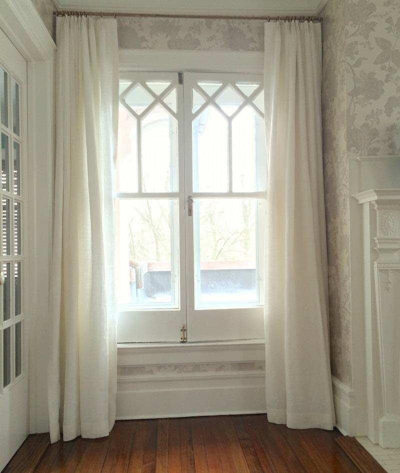 How to Hang Curtains Like a Pro-3