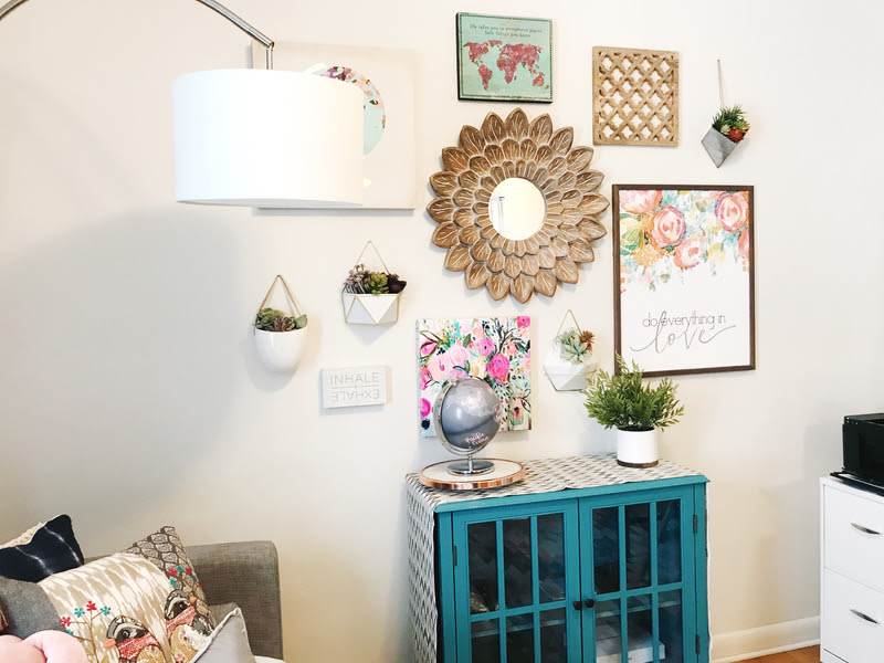 Home Office + Guest Room Makeover by H.Prall & Co. Interior Decorating | hprallandco.com