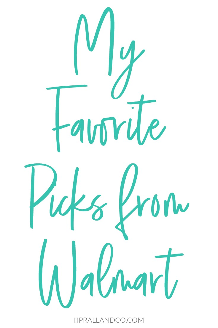I'm sharing my favorite farmhouse-style picks from Walmart at HPrallandCo.com