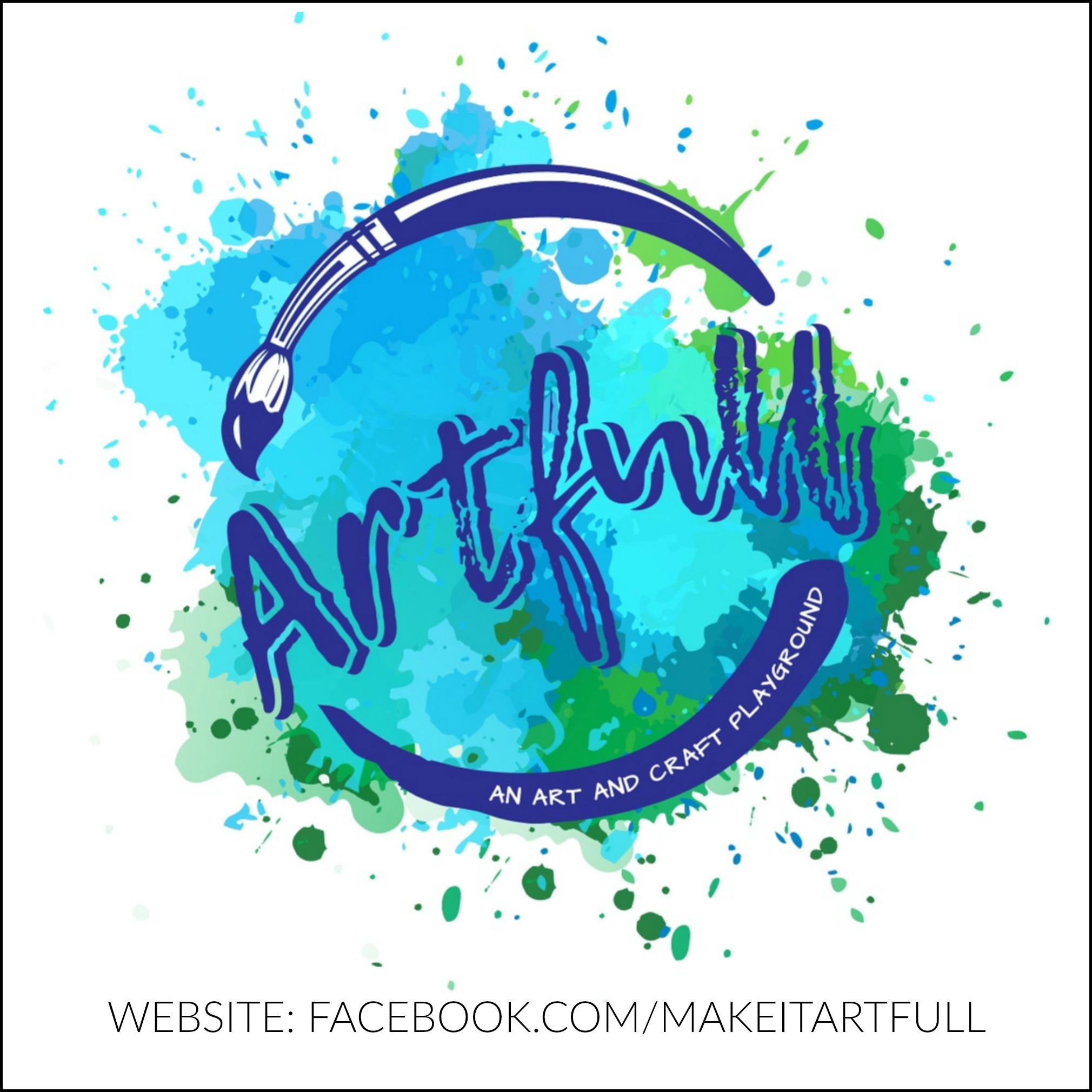 Artfull : An art and carft Playground | Facebook.com/makeitartfull