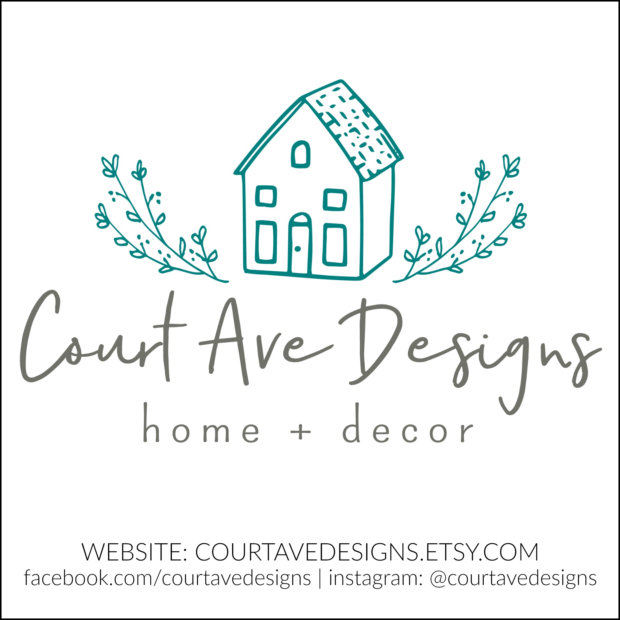 Court Ave Designs | courtavedesigns.etsy.com