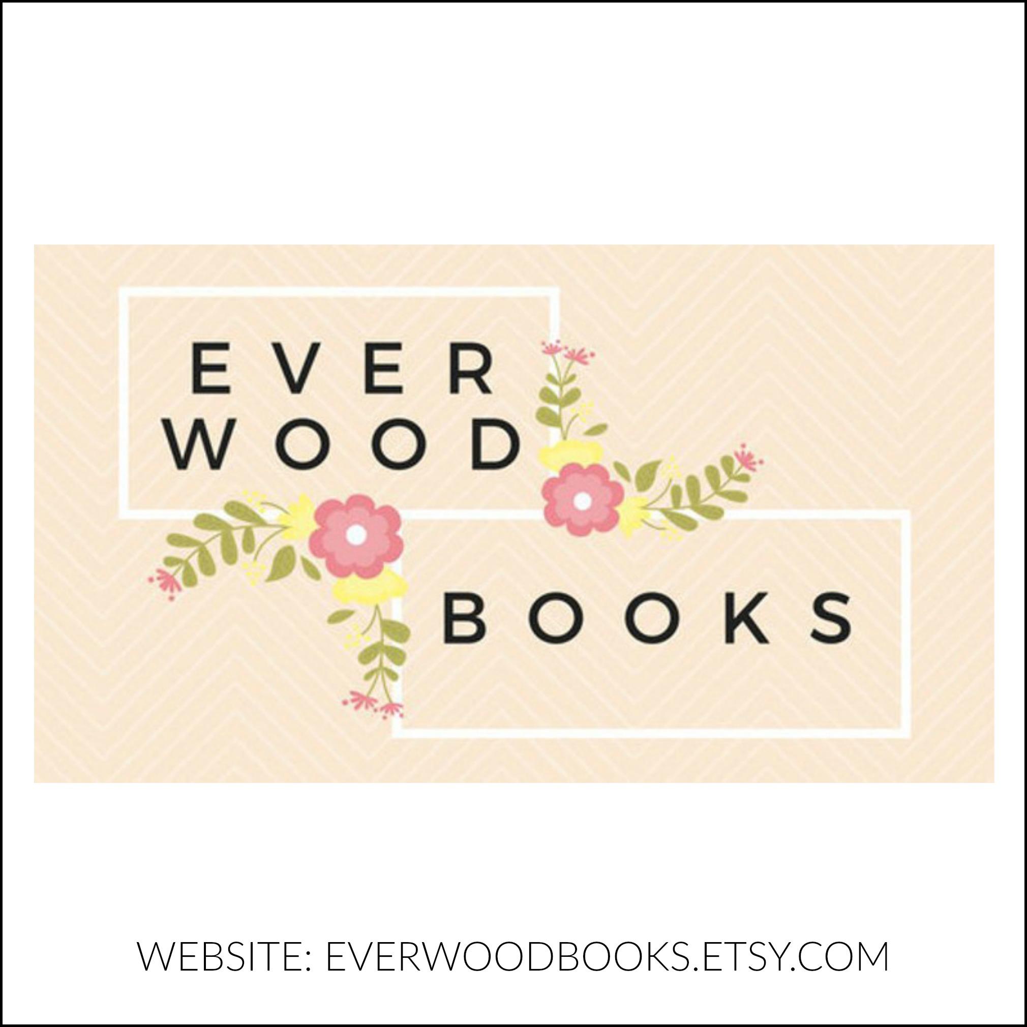 Everwood Books | EVERWOODBOOKS.ETSY.COM