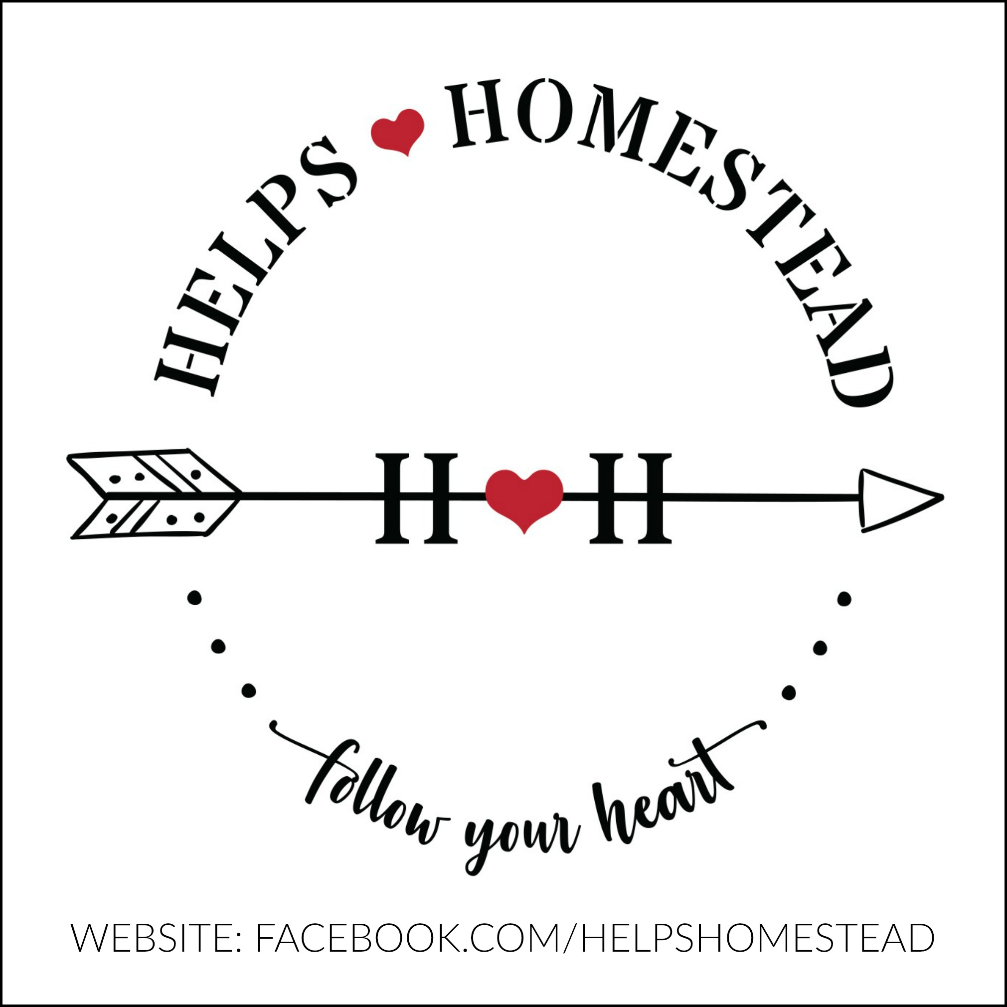 Helps Homestead | FACEBOOK.COM/HELPSHOMESTEAD