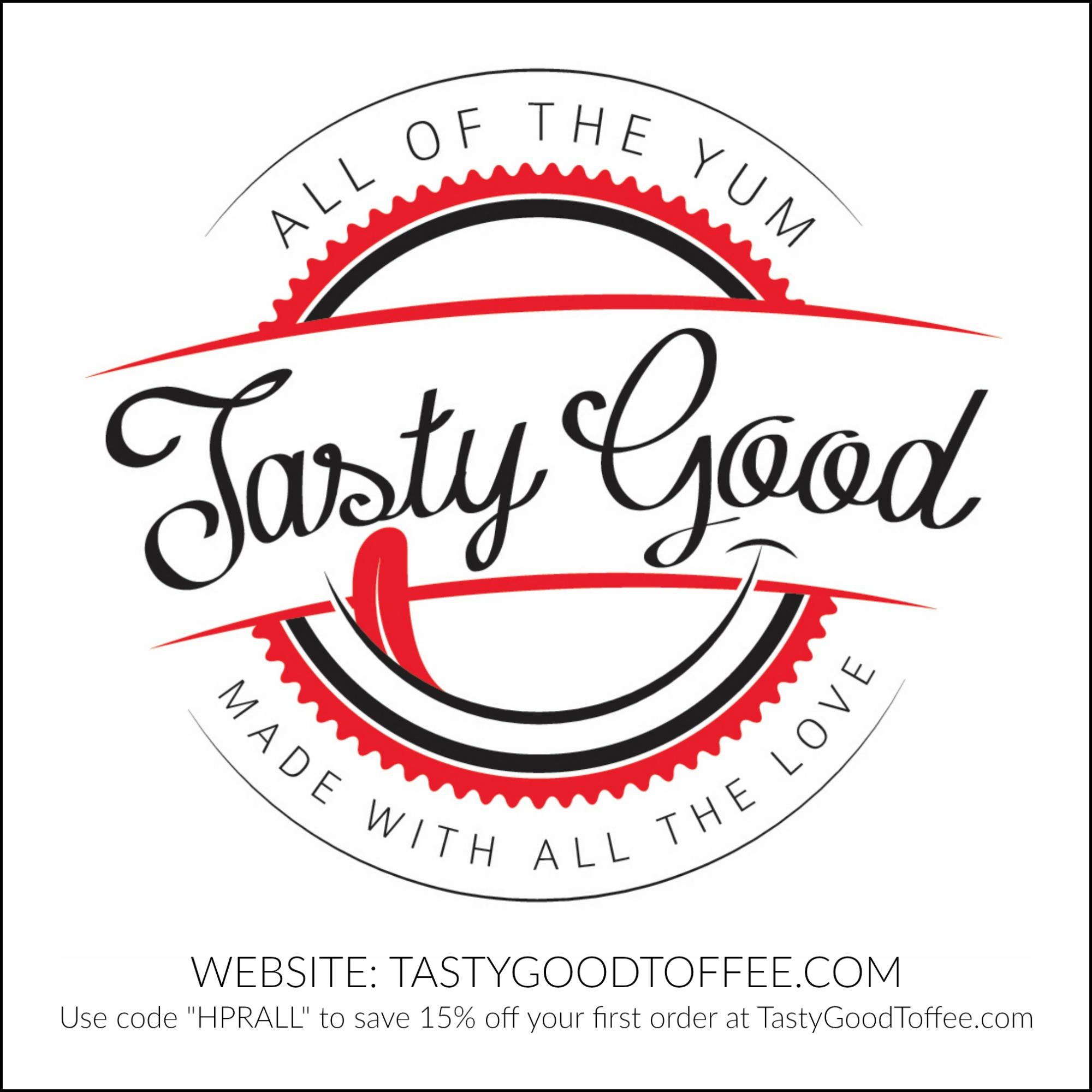Tasty Good Toffee | TASTYGOODTOFFEE.COM