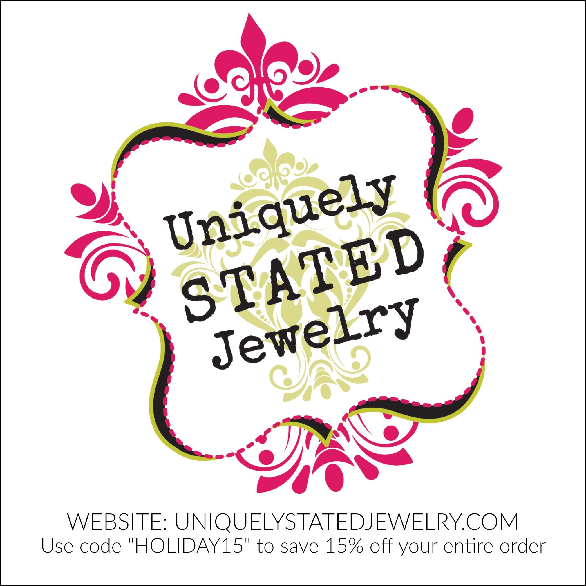 Uniquely Stated Jewelry | UNIQUELYSTATEDJEWELRY.COM