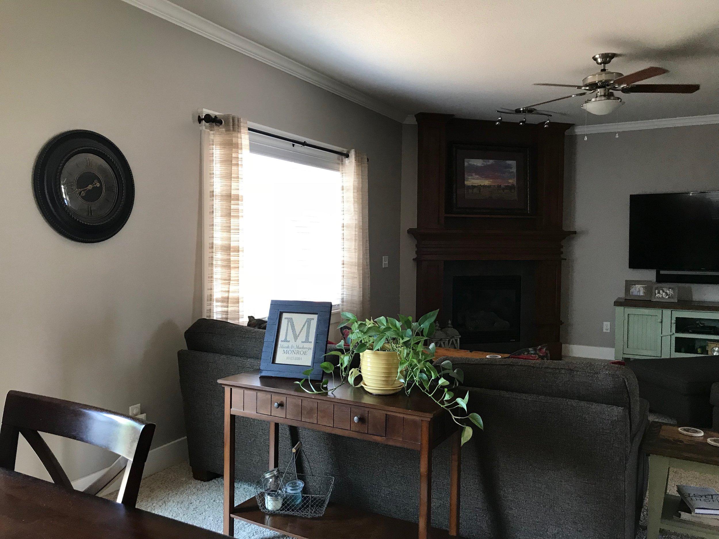 How to Make Your (Temporary) House Feel like a Home | hprallandco.com
