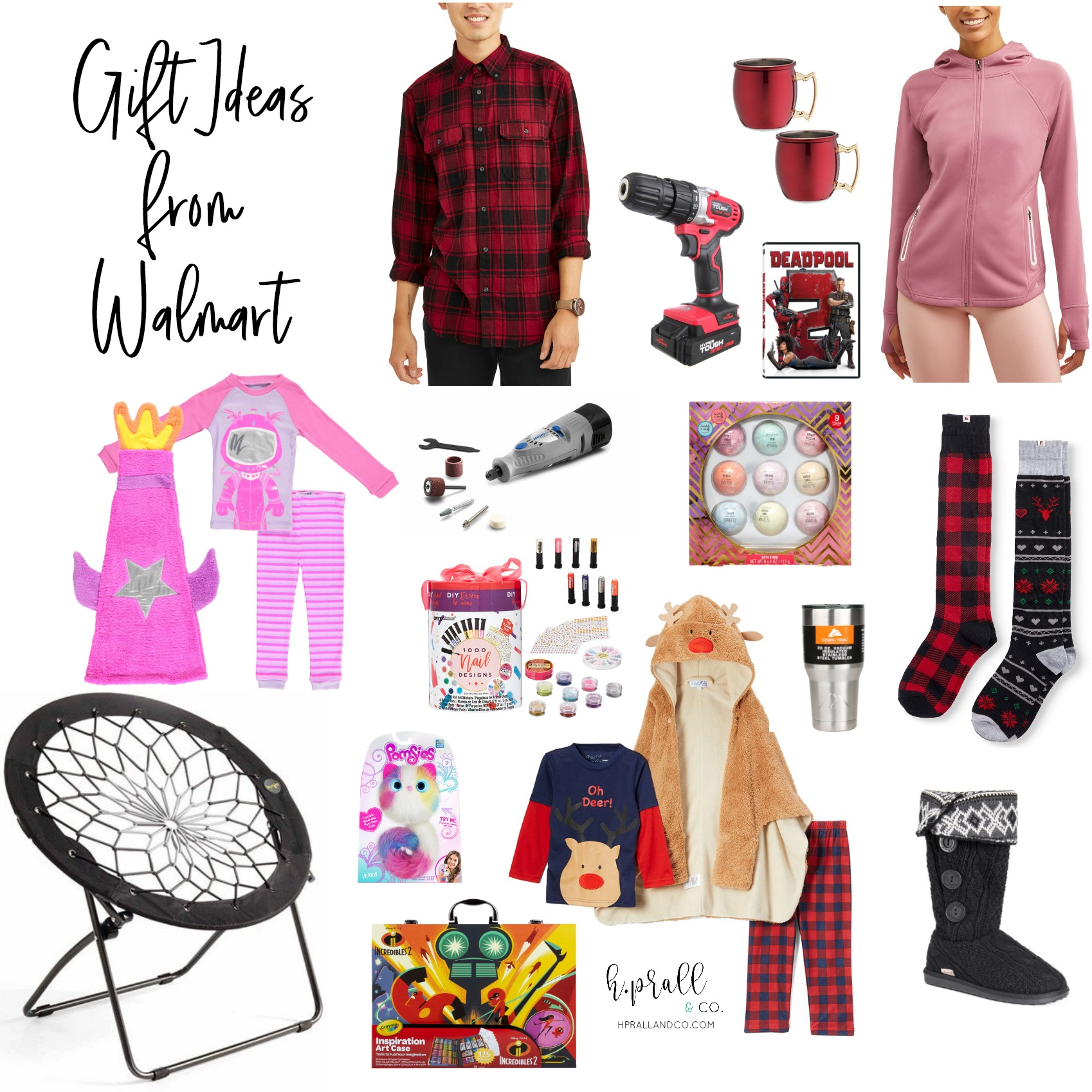 I'm sharing some great gift ideas from Walmart! | hprallandco.com
