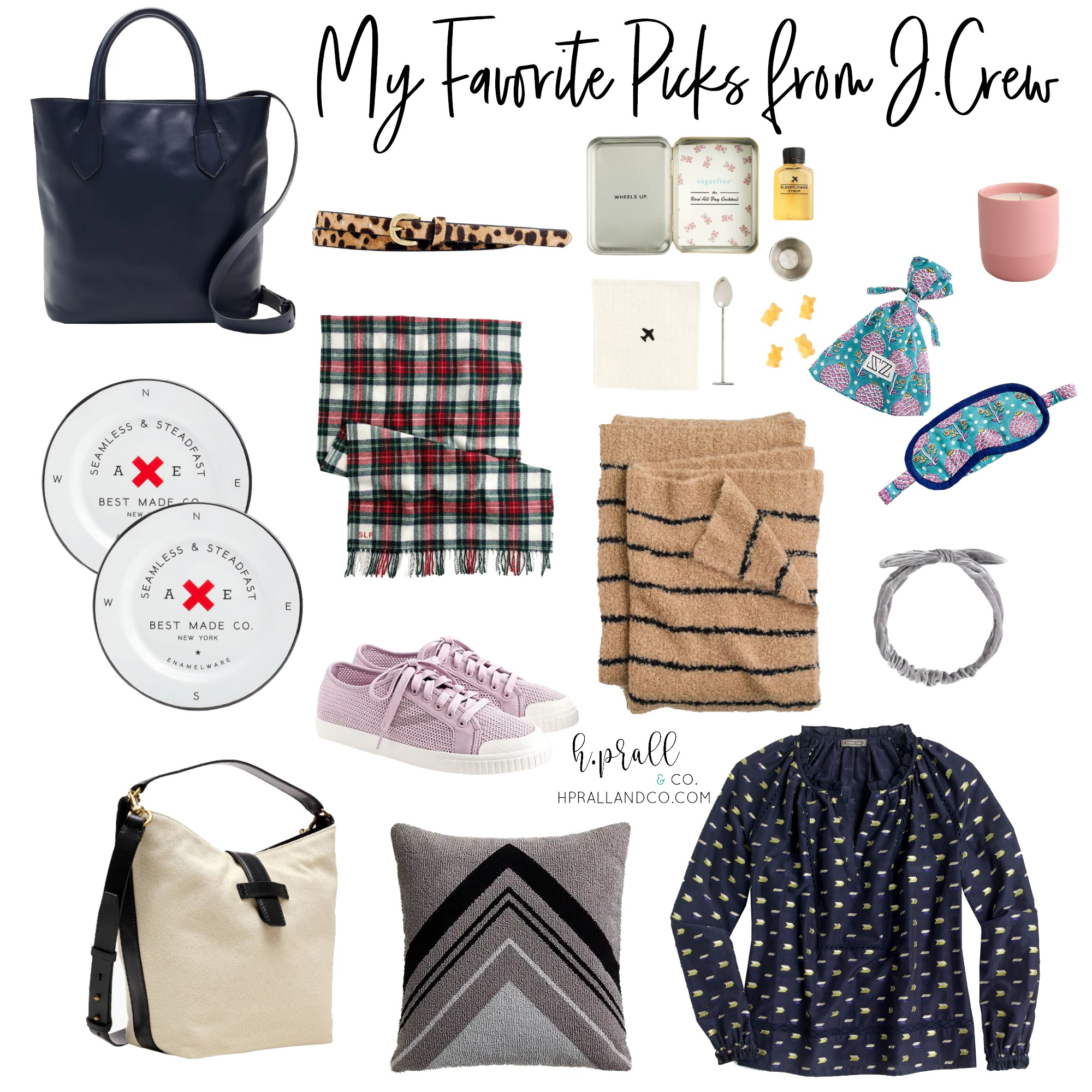I'm sharing my favorite picks from J.Crew over at hprallandco.com!