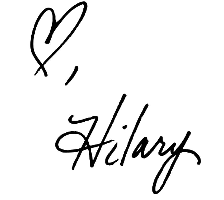 Hilary-Signature