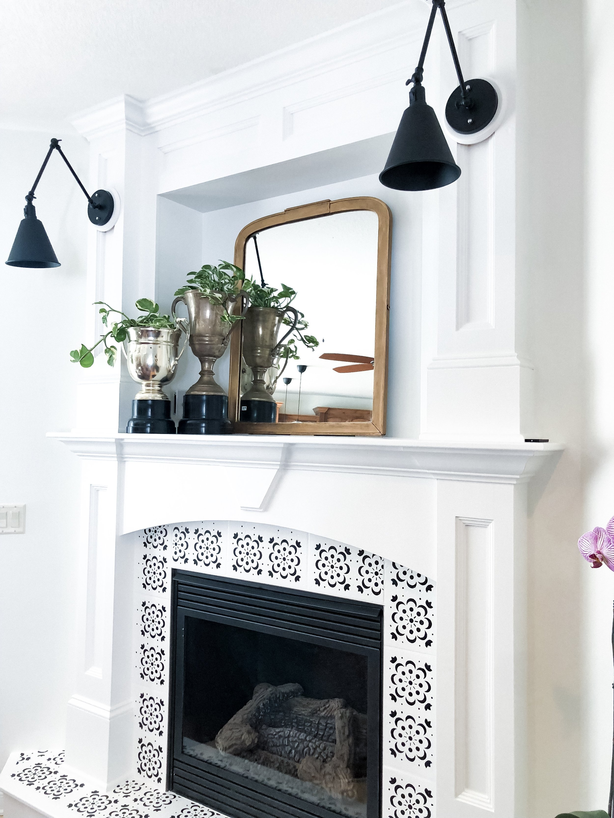 Magic Light Trick from hprallandco.com | H.Prall & Co. Interior Decorating
