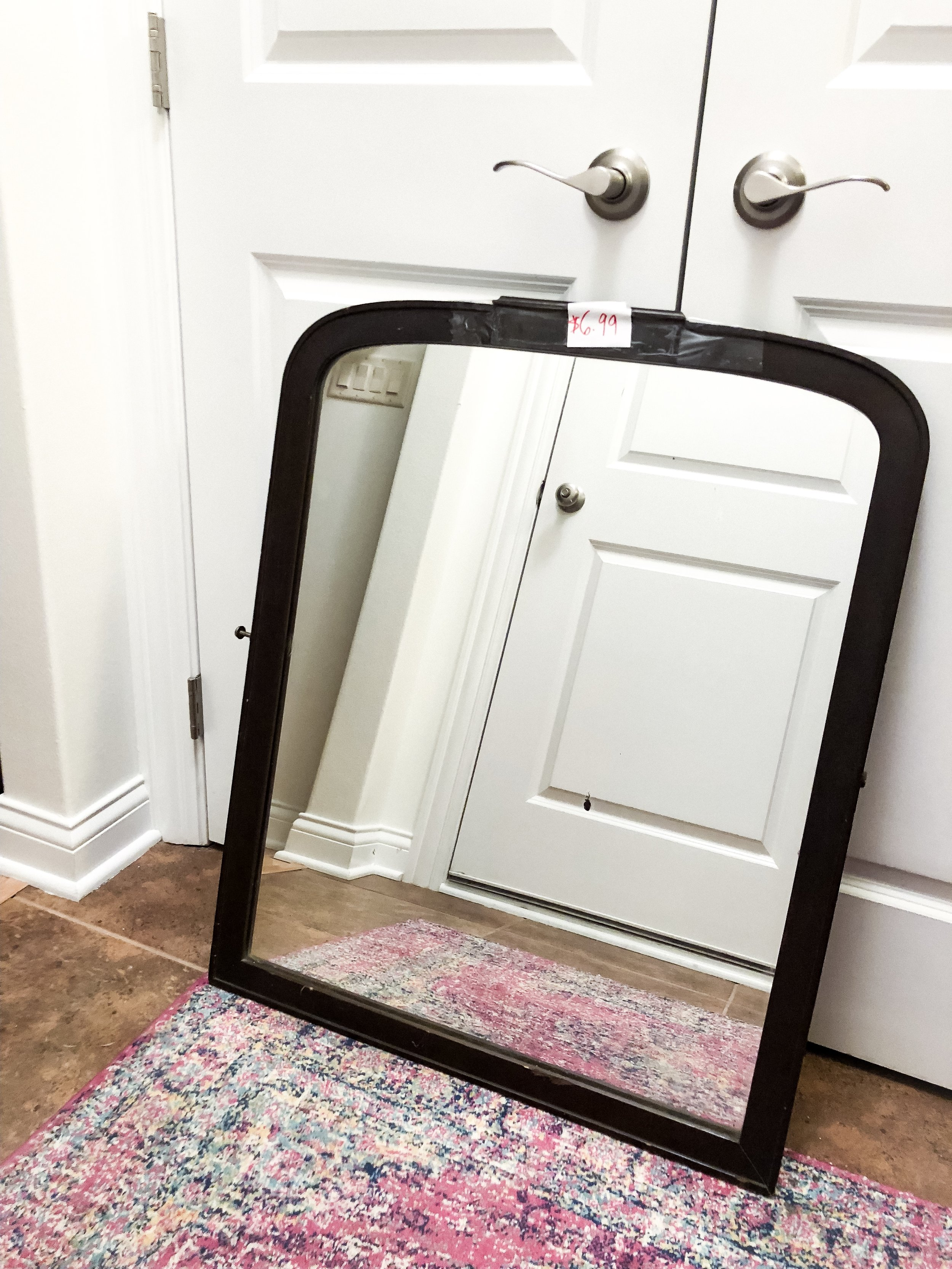 Anthropologie Mirror Dupe from hprallandco.com! | H.Prall & Co. Interior Decorating, Des Moines, IA