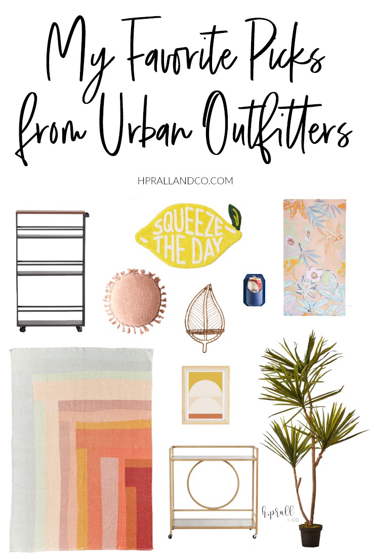 I'm sharing my favorite picks from Urban Outfitters over at hprallandco.com! | H.Prall and Co. Interior Decorating