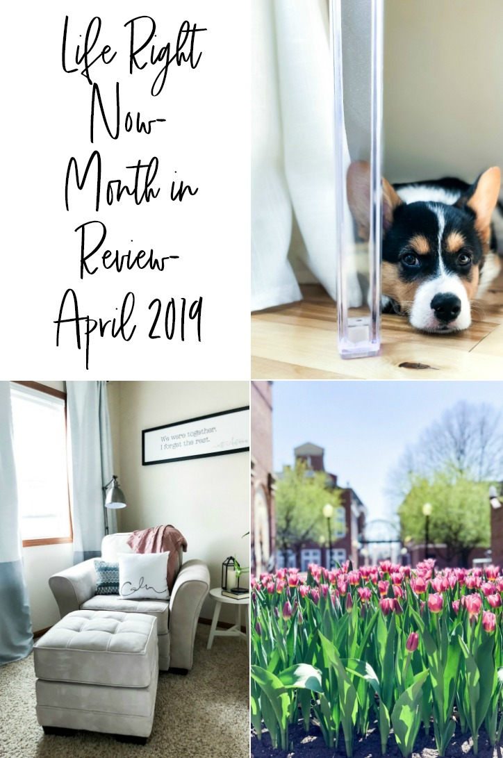 Life Right Now-Month in Review-April 2019 from hprallandco.com | H.Prall & Co. Interior Decorating + E-Design