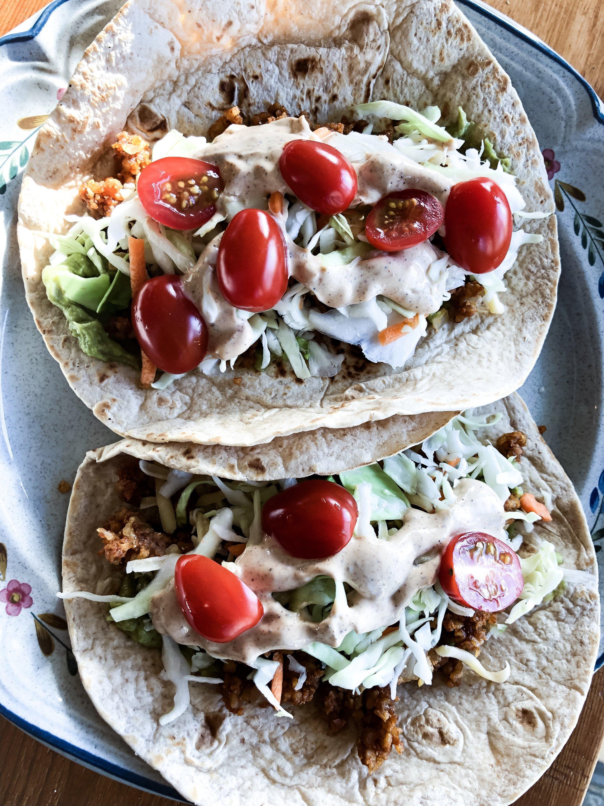Walnut Taco Meat Recipe | HPRALLANDCO.COM