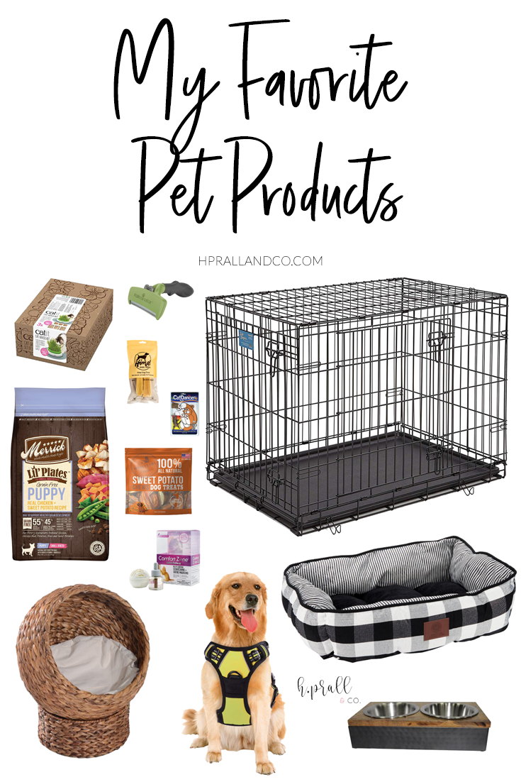 I'm sharing my favorite pet products over at hprallandco.com! | H.Prall and Co. Interior Decorating