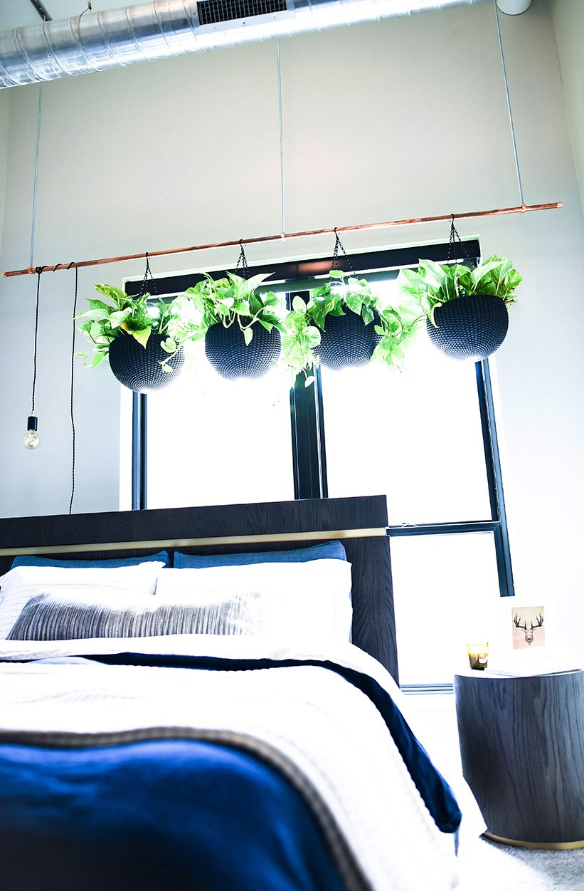 Flux Apartments - Des Moines, Iowa by H.Prall and Co. Interior Decorating | Photography by  Cherrie' Photography