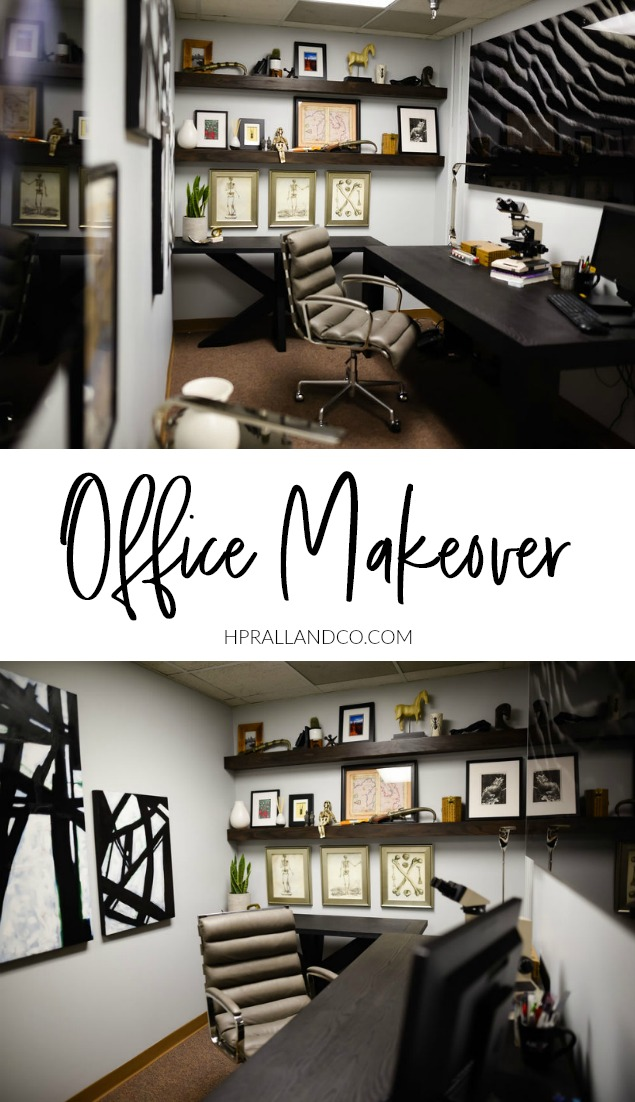 Office Makeover by H. Prall & Co. | H. Prall & Co. Interior Decorating
