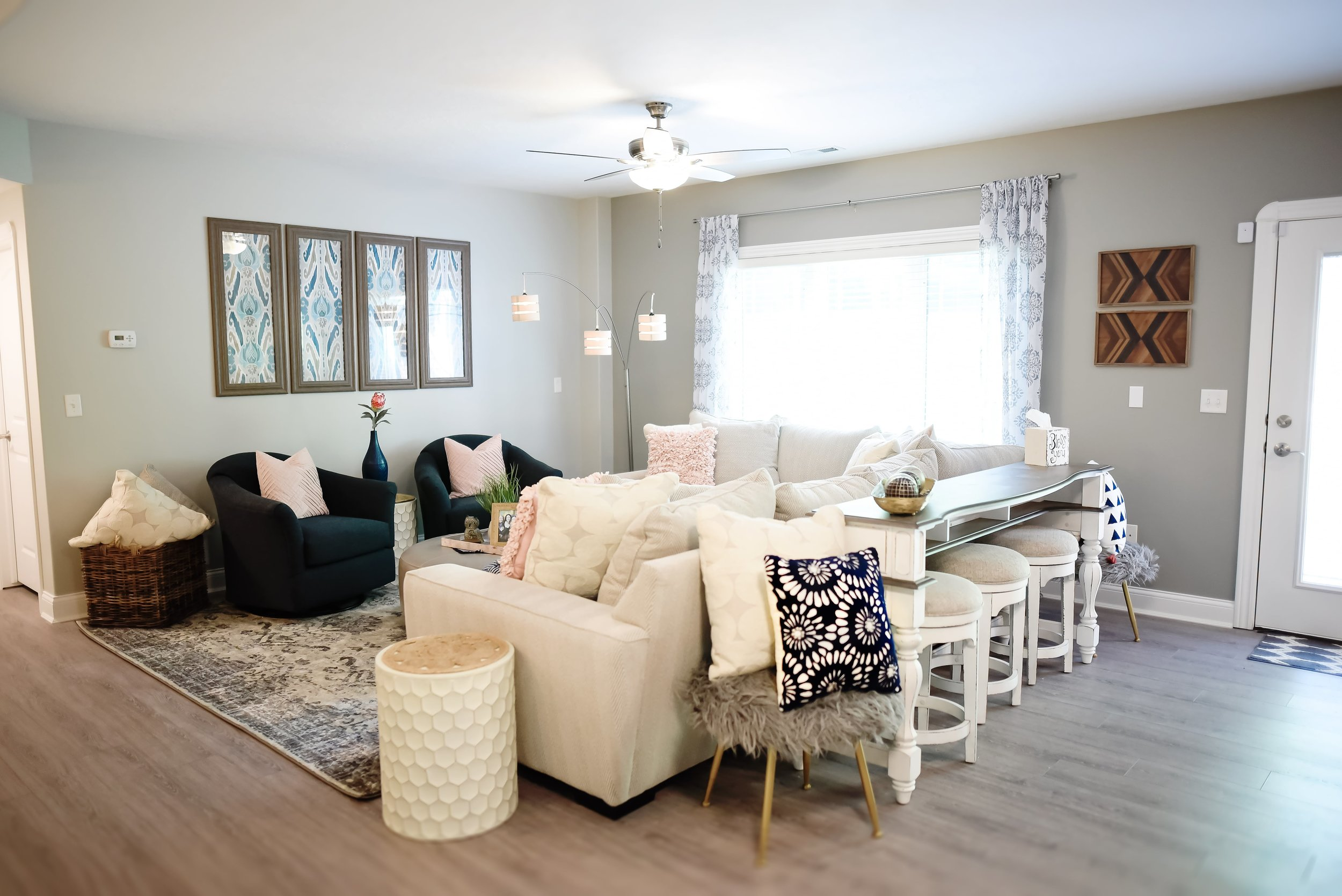 Easter Lake - Ankeny, Iowa by H.Prall and Co. Interior Decorating | Photography by  Cherrie' Photography