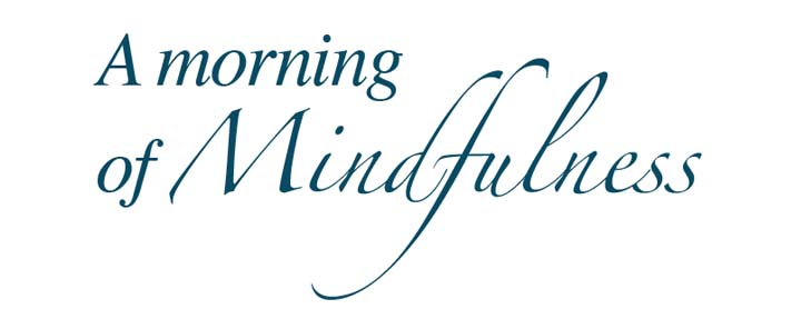 A-morning-of-mindfulness-logo