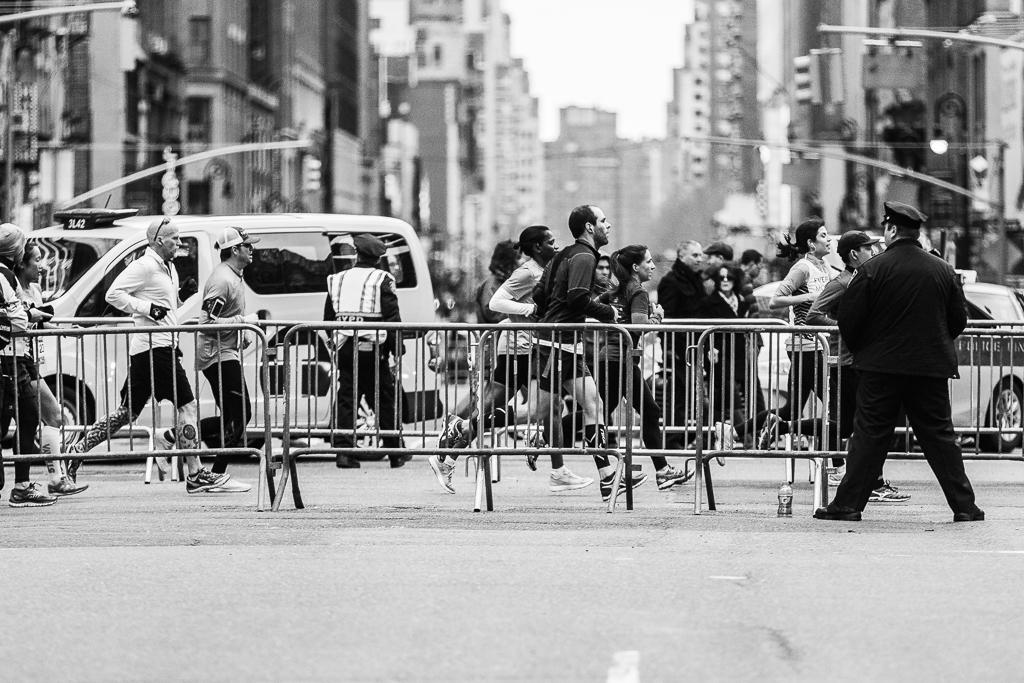 New York City Half Marathon 2015