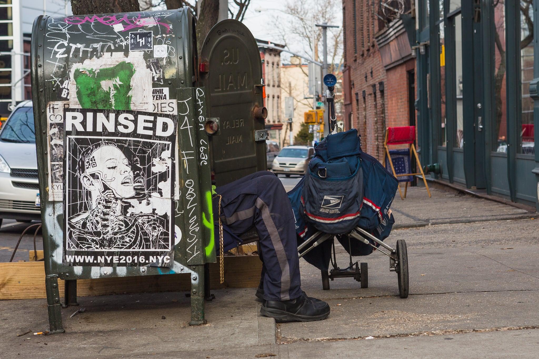 Brooklyn, New York, January, 2016