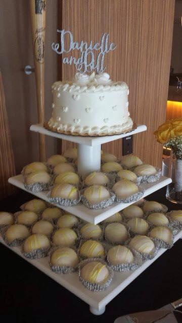1 Tier with Gems Wedding Cake.jpg