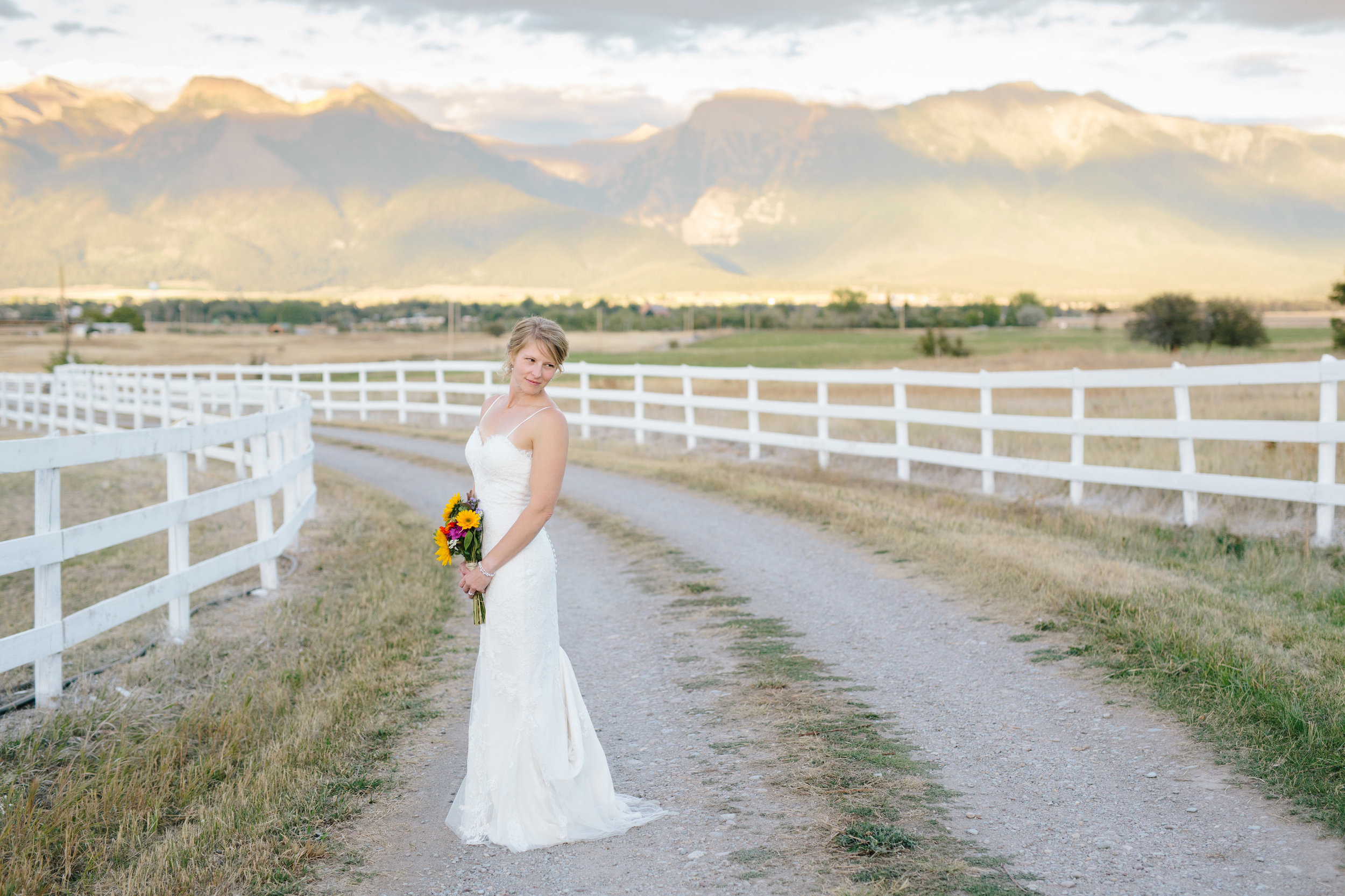 Enjoy a peaceful setting at the end of a country road when you celebrate your wedding with us. Photo by Dina Remi Studios.