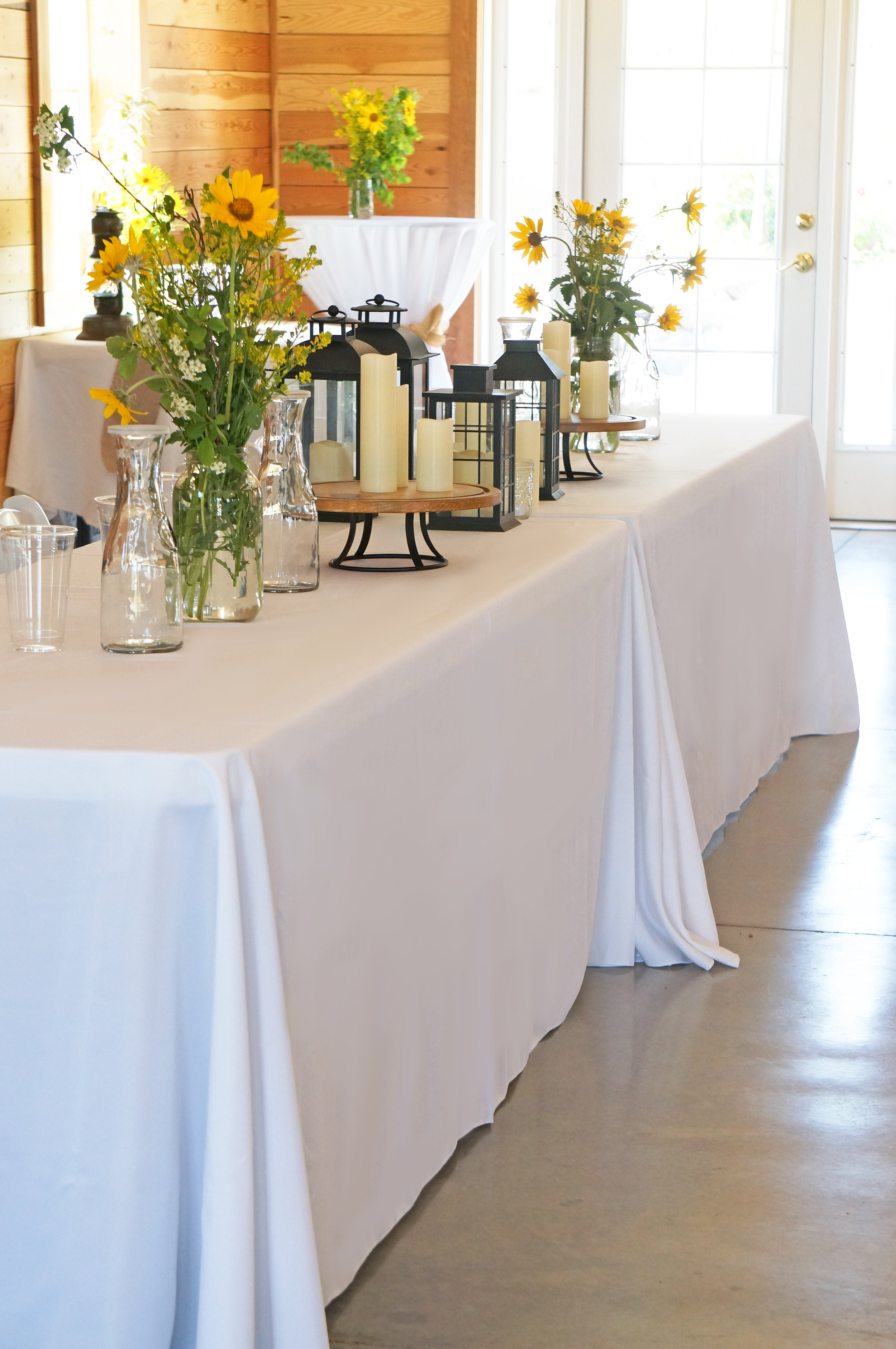 Full-Length, Rectangle Tablecloths