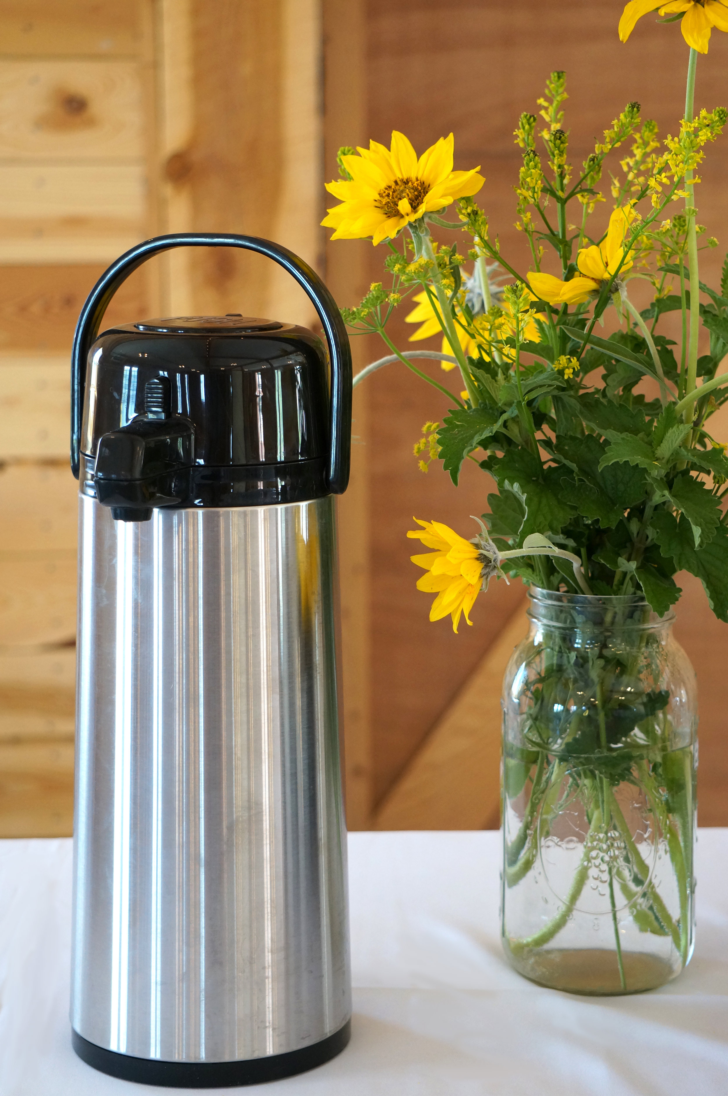 Hot Water or Coffee Carafe
