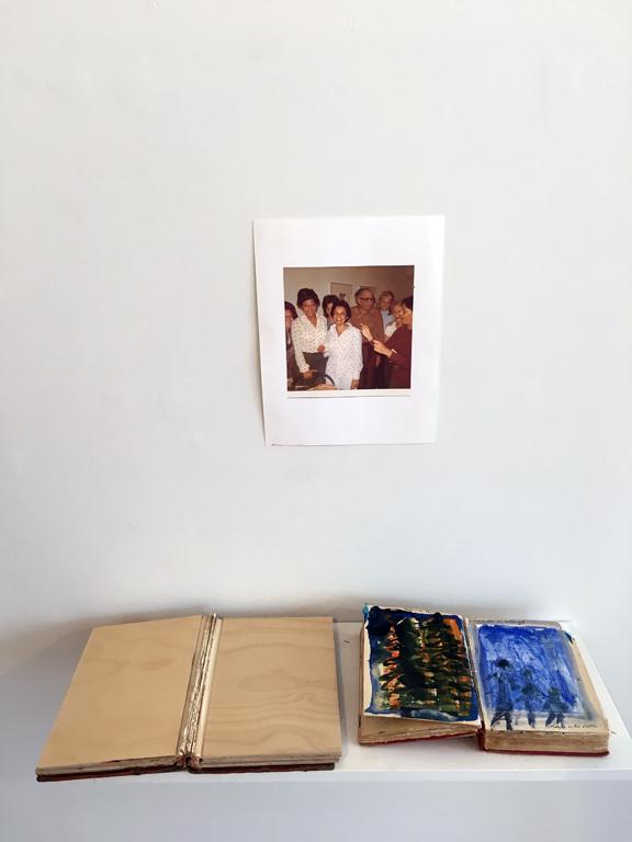 Wooden Book, 2017